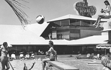 The Desert Inn in the 1950s... click for the UNLV Center for Gaming Research photo archive