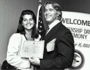 Click to find Arnold Schwarzenegger news photos