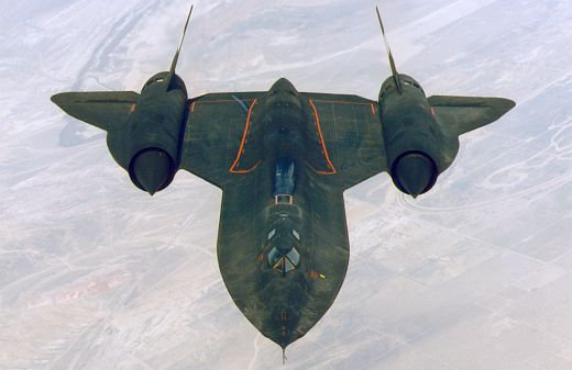click to see DFRC SR-71 photos
