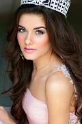 Miss Teen USA 2014, K. Lee Graham of South Carolina