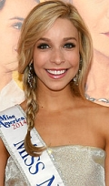 Miss America 2015, Kira Kazantsev of New York