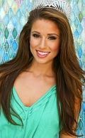 Miss USA 2014, Nia Sanchez of Nevada