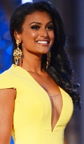 Miss America 2014, Nina Davuluri of New York