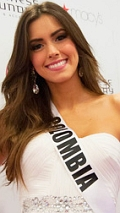 Miss Universe 2014, Paulina Vega of Colombia