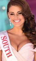 Miss World 2014, Rolene Strauss of South Africa
