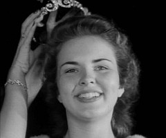 Miss America 1948, Bebe Shopp of Minnesota
