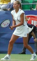 Anna at Eastbourne