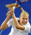 Anna vs Iva Majoli in Sarasota on Tuesday, April 1, 2003