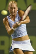 Anna vs Dinara Safina in Key Biscayne on Thursday, March 20, 2003