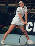Martina Hingis vs Brenda Schultz-McCarthy on Tuesday, Nov. 18