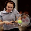 Martina Hingis in Sydney