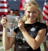 click for Michaella Krajicek news photo search