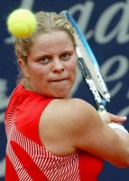 click Clijsters news photo search