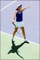 click for Lindsay Davenport news photo search