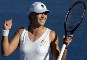 click for Alicia Molik news photo search
