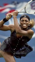 click for Serena news photo search