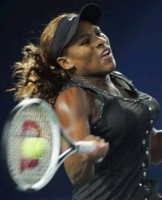 click for Serena Williams news photo seach