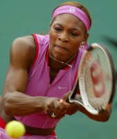 click for Yahoo France tennis photos