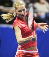 click for Kournikova news photo search