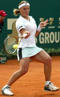 click for Warsaw tourney photo gallery Kuznetsova pics