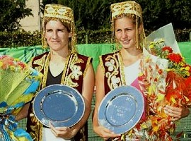click for WTA Tashkent photo gallery