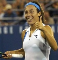 click for Francesca Schiavone news photo search