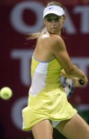 click for Sharapova French news photo search