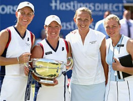 click for the WTA Eastbourne photo gallery