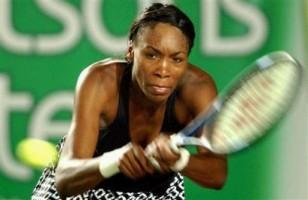 click for Venus Williams news photo search