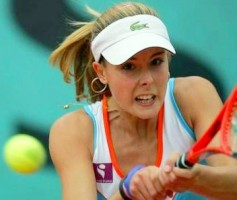 click for Alize Cornet news photo search