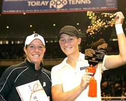 click for WTA Tokyo photo gallery