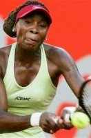 click for Venus Williams news photo search