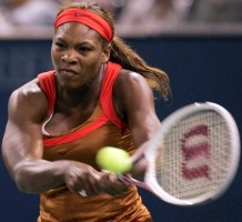click for Serena Williams news photo search