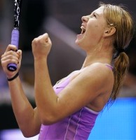 click for Sharapova photo search