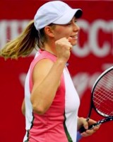click for Zvonareva news photo search