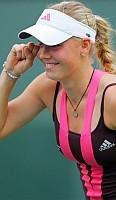 click for Wozniacki news photo search