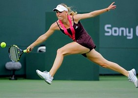 click for Wozniacki news photo search