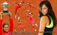 click for Ana Ivanovic wallpaper page