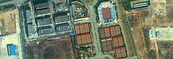 Fangcun Tennis Sports Center, Guangzhou, China