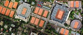 Roland Garros, Boulogne-Billancourt, Paris, France